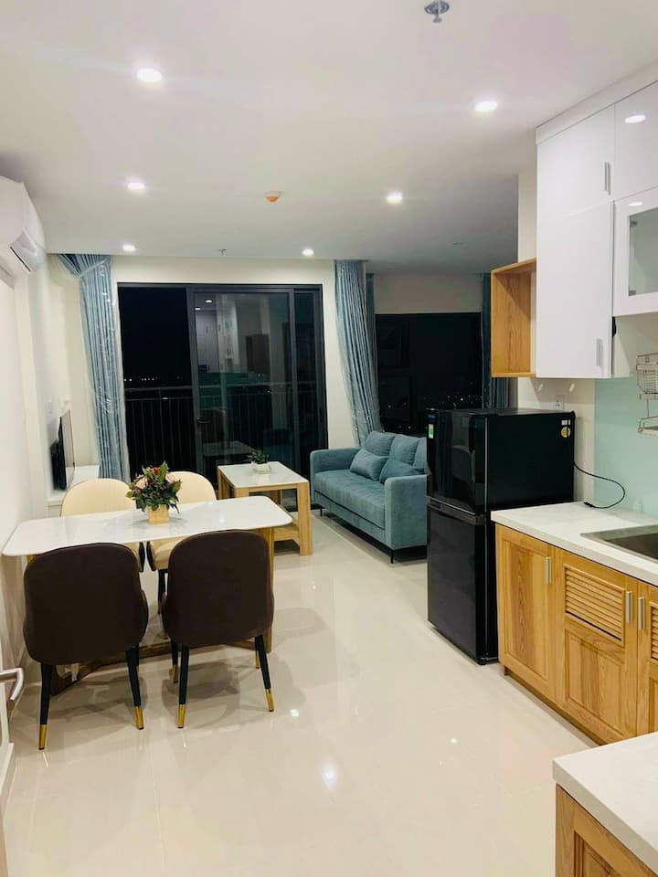 Vinhomes Grand Park District9 2Br+Full Option