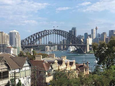 Heritage House with Harbor View convenient to all - Lavender Bay