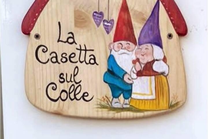 """Bella e panoramica   """"La casetta sul colle"""""""
