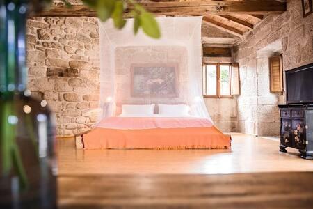Suite Aldea Rural Pazos de Arenteiro