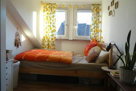 Zentrale kleine Wohnung Ravensburg - Ravensburg - Appartement