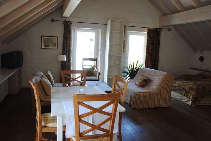 Großzügiges Apartment im Winzerdorf