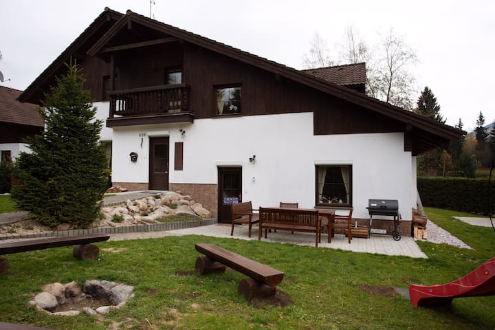 House for 14+2 pers with WLAN in Harrachov R77134