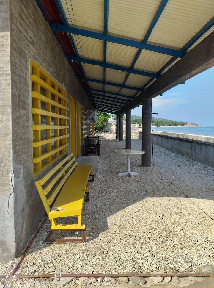 Ocean View room @ Oslob Cebu ★ Seafront C