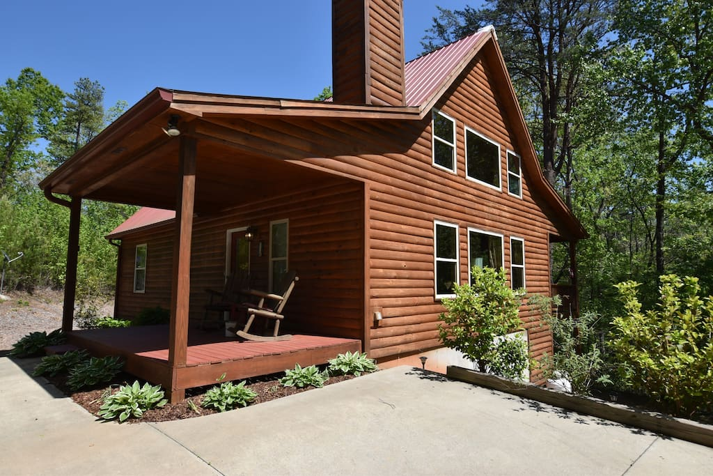 Laurel Mountain Lodge Cabins For Rent In Helen Georgia United States