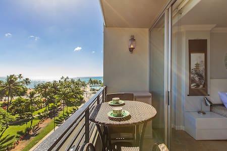 The Best View Studio in Waikiki