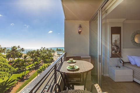 The Best View Studio in Waikiki