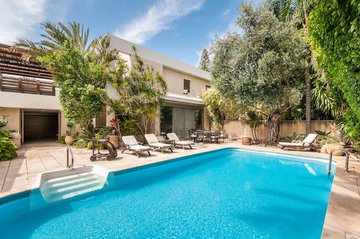 Villa Full Option - Herzlya Pituah - Herzliya - Vila