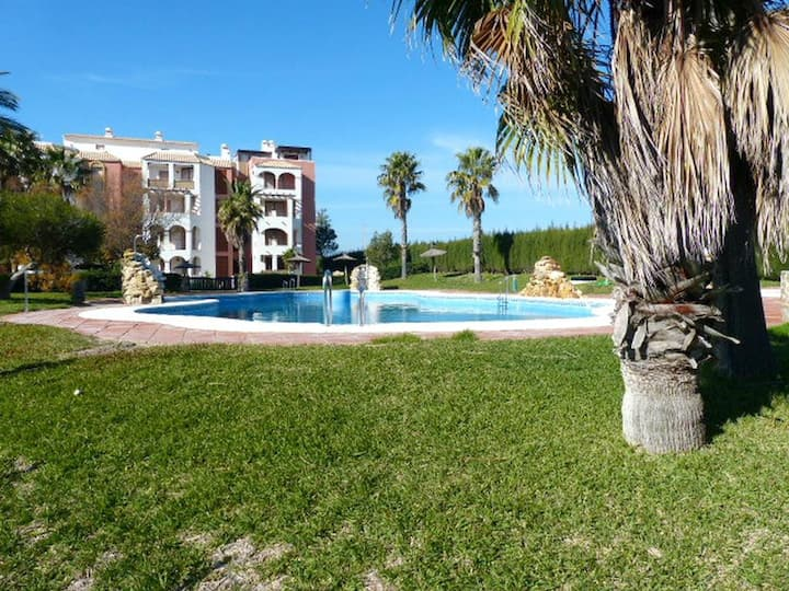 Piso Zahara de los Atunes-Atlanterra. Seaview&WiFi