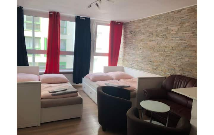 Cologne Appt 3 ***10mins from Central Station***