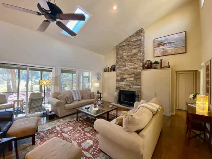 """Connestee Falls 3/2 One Level Home on Golf Course """"FAIRWAY TO HEAVEN """""""