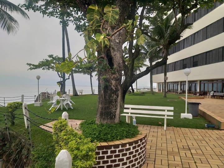 Paraíso encantado na beira-mar Barlavento/Prainha