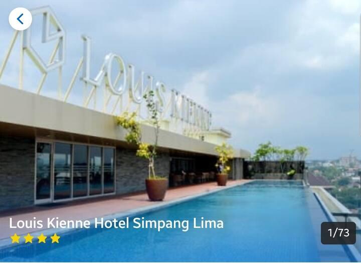 Apartment Louise Kiene Simpang Lima Semarang