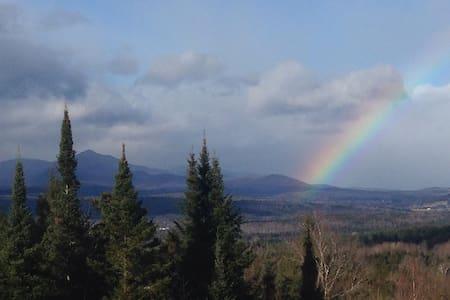 Stowe Getaway - TREETOPS 1BR/1BA - Elmore - Casa