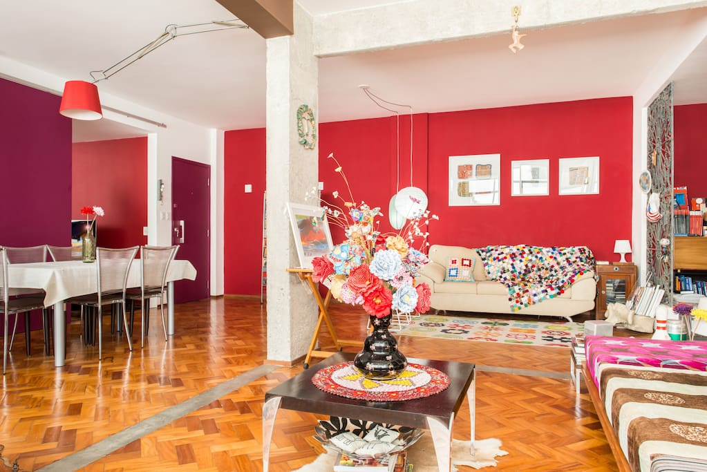 Livingroom/Sala
