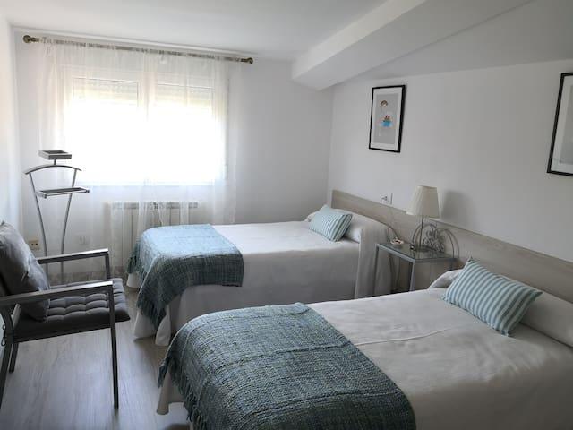 Apartamento Turistico A BARCIELA Camino ingles