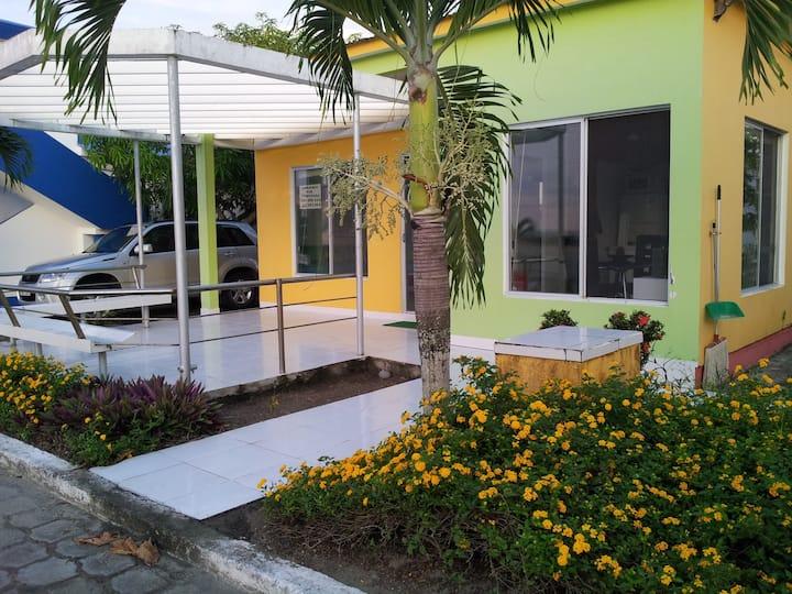 Casa frente a la playa, urbanización Castelnuovo