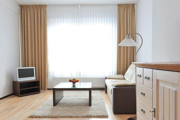 Schönes, modernes Apartment 3. OG