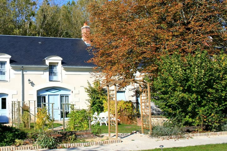 Cottage castles of the loire Valley - Monthou-sur-Cher - Apartment