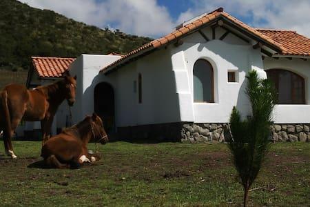 Farm house: outskirts of Quito - Machachi