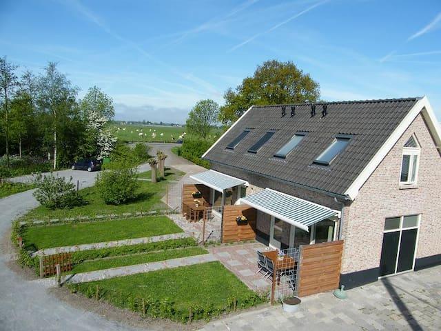 Comfortabel, luxe Vakantiehuis. - Maasland - House