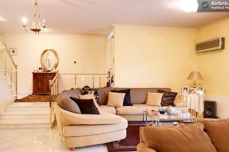 Luxury villa home at Athens Airport - Leontario - Villa