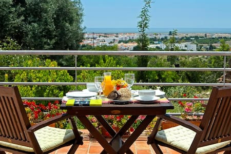 A beautiful suite with sea view - Tavira