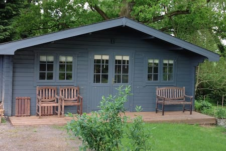 Cosy Cabin in rural setting. - Partridge Green