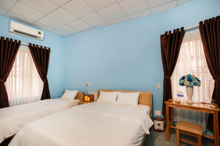 Mintea hostel Big room for your friends - 3guests
