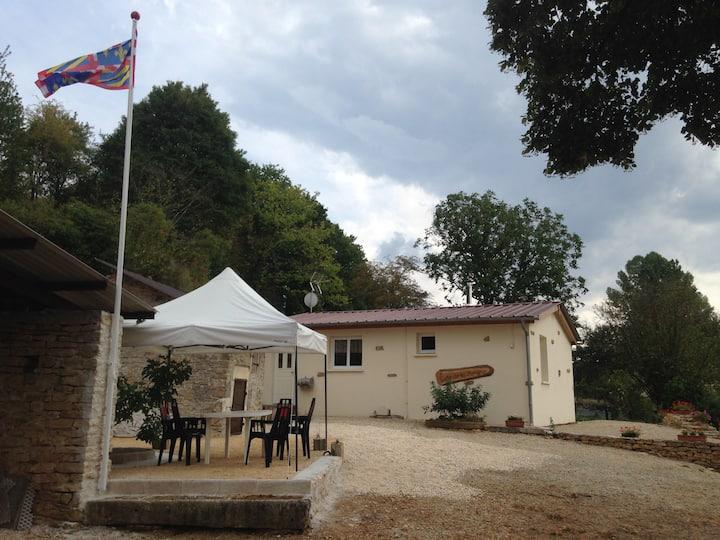 Gîte du Moulinot prés de Vézelay en Bourgogne