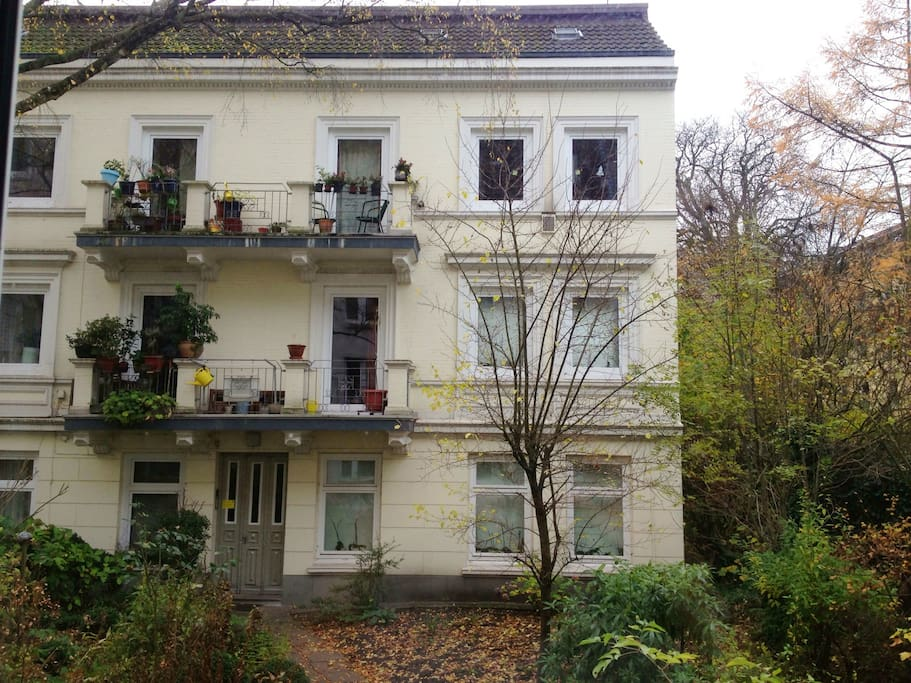 Charmante Wohnung im Herzen Hamburg - Apartments for Rent ...