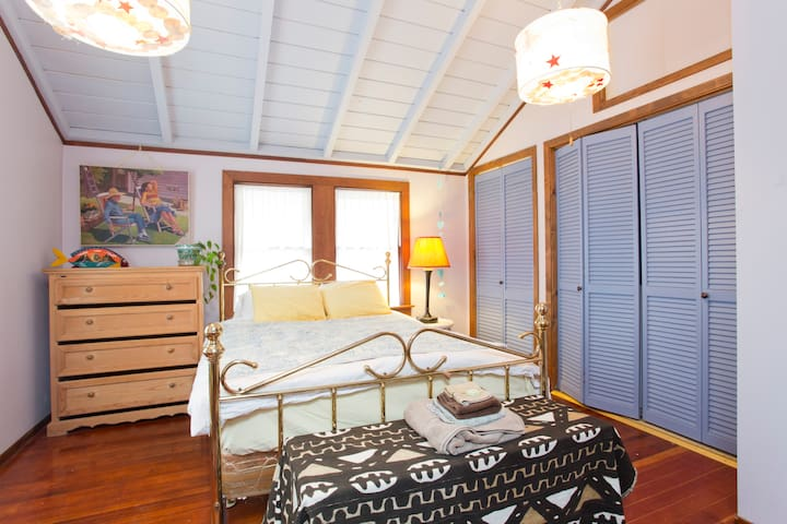 Charming Room in Berkeley Craftsman