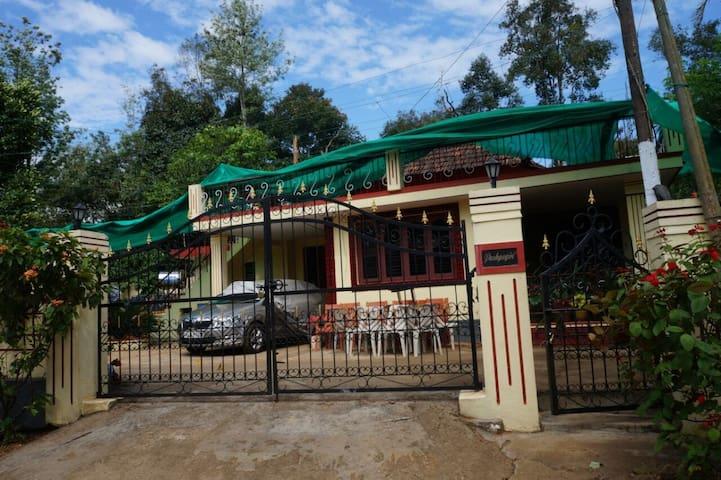 Deluxe Homestay in Somwarpet, Coorg - Somwarpet - Pis