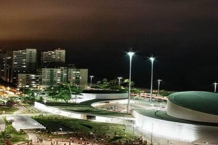 Estúdio Mobilíado em Boa Viagem  beach c/ piscina - Recife - Loft
