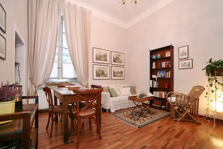 Mimma's Home, in Center ... bright! - Lucca - Appartement