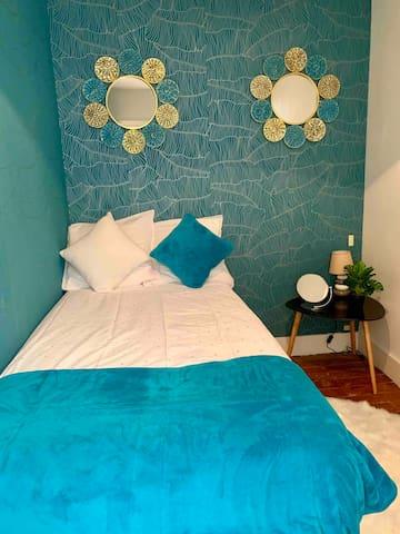 Petite chambre pour une personne