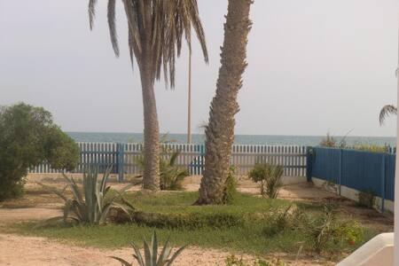 villa les pieds dans l'eau  - Zarzis