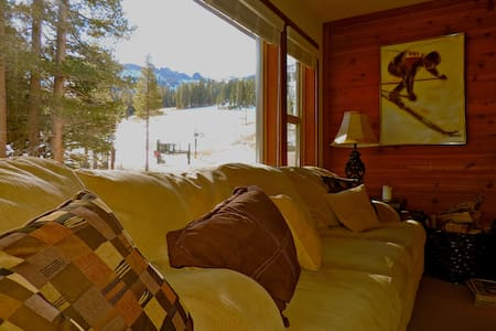 Best Ski-in/Ski-out Kirkwood Condo - Kirkwood