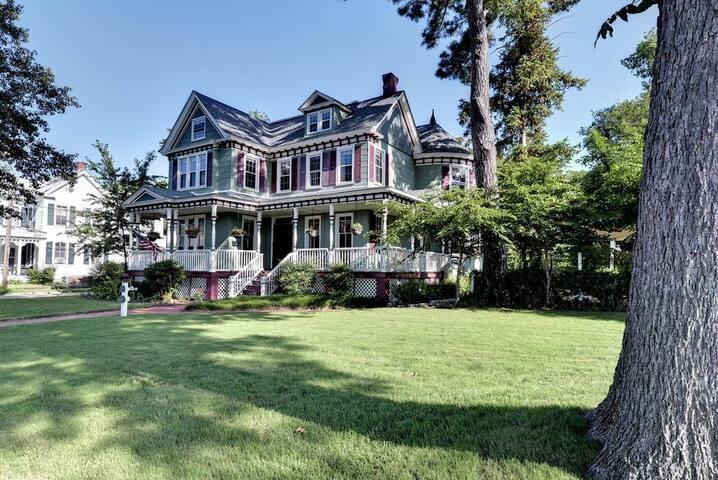 The Parker House (Fort Monroe Room) - Hampton - Rumah