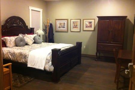 Romance Room - Grand Forks - Bed & Breakfast