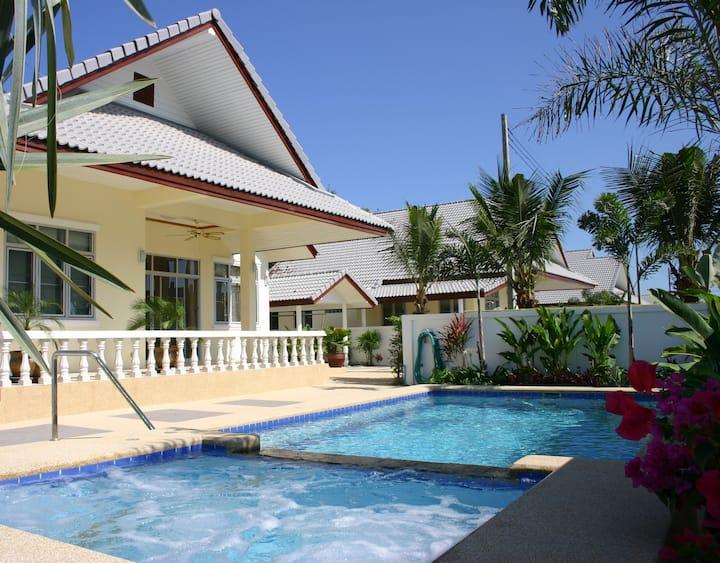 Pool villa Coconut Wheelchair access