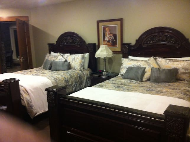 Daly Room - Grand Forks - Bed & Breakfast