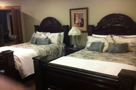 Daly Room - Grand Forks - Penzion (B&B)