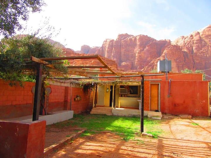 Stay in Wadi Rum Village