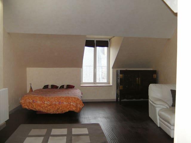 Cosy house Chalonnes, Loire Layon  - Chalonnes-sur-Loire - Hus