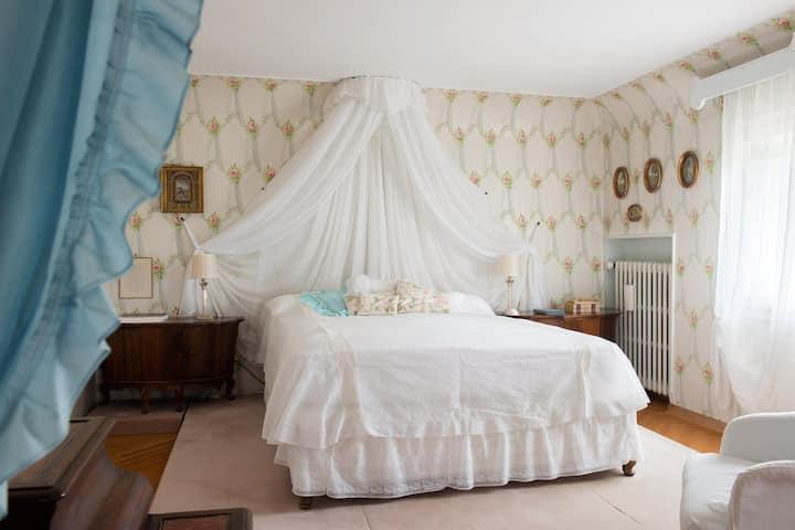 SUITE CON VISTA di Villa Il Galero dal 1691