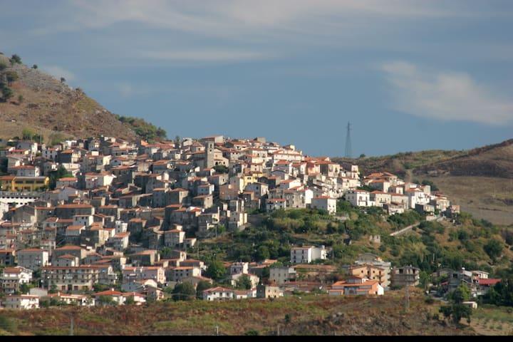 Scalea - Santa Domenica Talao - Santa Domenica Talao - Huis