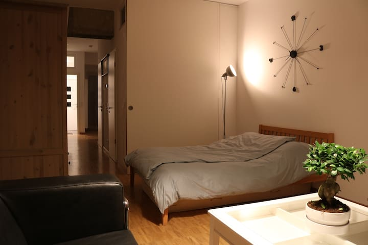 Ruhiges und modernes Appartement in zentraler Lage - Bamberg - Apartament