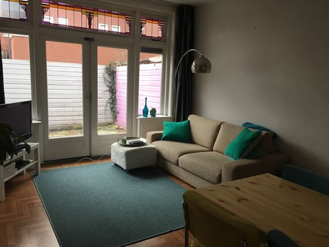 Cosy, comfortable & Well located! - Haarlem - Apartment