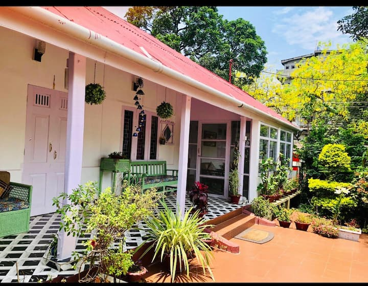 The Bhowmick's Bungalow